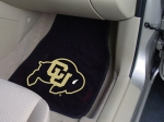 NCAA Logo Floor Mats - University of Colorado