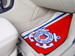Military Logo Floor Mats - US Coast Guard