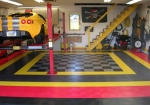 RaceDeck Garage Flooring - Diamond Tiles