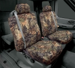 Cal Trend Seat Cover - Camouflage