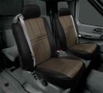 Cal Trend Dura Plus Seat Cover - Beige