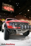 Ford F150 Raptor - Front View - SEMA 2008