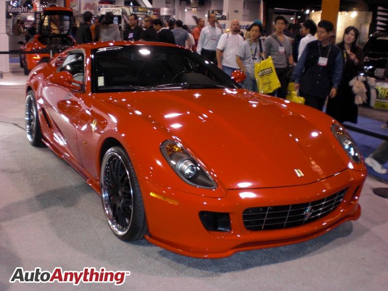 Ferrari 599 GTB - SEMA 2008