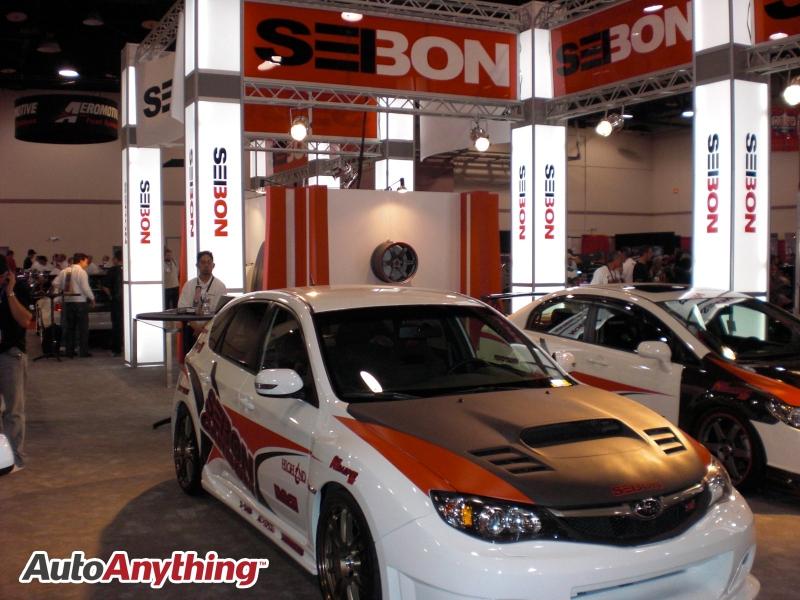 Subaru WRX STi - SEMA 2008