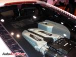 Audi R8 V8 Engine - SEMA 2008