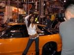 Hot Babe - SEMA 2008