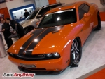 Hot Orange Dodge Challenger SRT - SEMA 2008