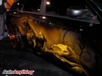 Air Brushed Paint Job - SEMA 2008