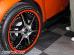 Custom Orange Lip - SEMA 2008