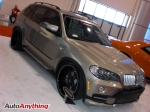 BMW X5 - Matte-Black Rims - SEMA 2008