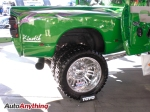 Chromed Dually Rims - SEMA 2008