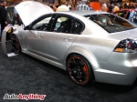 Pontiac G8 - Orange Lipped Rims - SEMA 2008
