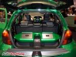 Toyota Yaris Subwoofer System - SEMA 2008