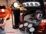 Garage Band Integrated Audio System - SEMA 2008
