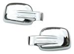 Wellstar Chrome Mirror Covers
