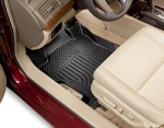 Husky WeatherBeater Floor Liners - Black
