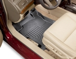 Husky WeatherBeater Floor Liners - Grey