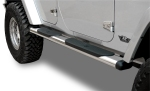 Rampage Streamline Stainless Steel Step Bar