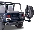 Rampage Jeep Rock Rage Rear Bumper