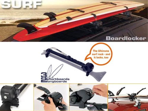 INNO Surfboard Rack