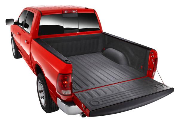 BedRug Truck Bed Liner - Complete Bed Liner, Mat for Drop-In Bed