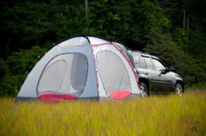 RightlineGear SUV Tent