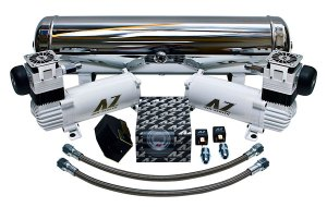 Air Zenith Dual-OB2 Air Compressor Kit