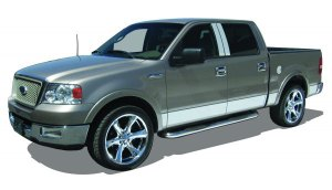 Dee Zee U-Cut Chrome Rocker Panels