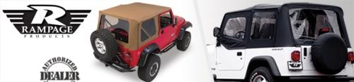 Rampage Jeep
