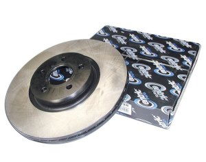 Centric Premium Replacement Rotors