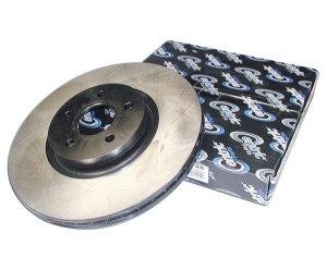 Centric Premium Replacement Rotors