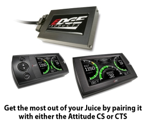 Edge Juice with CS or CTS