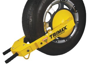 Trimax Wheel Lock