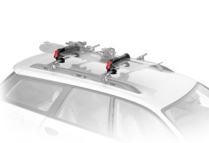 Yakima PowderHound Ski Rack & Snowboard Rack
