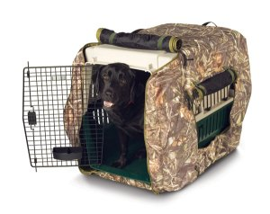 Classic Accessories Camo Kennel Jacket