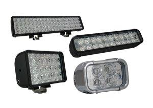 Vision X Xmitter LED Light Bars