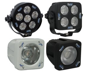 Vision S Solstice LED Off-Road Lights