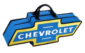 Go Boxes Canvas Chevy Bag
