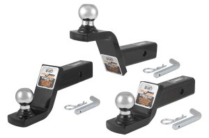 CURT Fusion Mount Ball Mounts