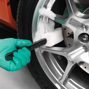 Griot's Garage Long Reach Wheel Brushes