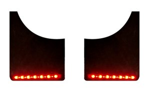 PlasmaGlow Fire & Ice Mud Flap Lights