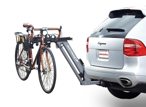 Softride Dura Hydraulic Assist Hitch Bike Rack