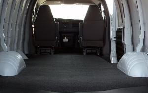 BedRug VanRug Cargo Mat