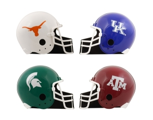 College Helmet Hitch Covers by Pilot