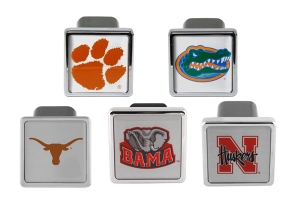 College Logo Hitch Covers by Pilot