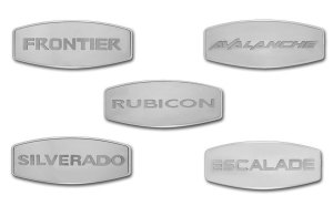 Licensed Logo Hitch Covers by Pilot