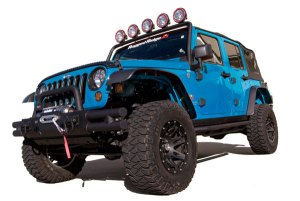 Rugged Ridge Flat Style Fender Flares