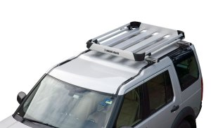 Rhino-Rack Alloy Tray Cargo Basket