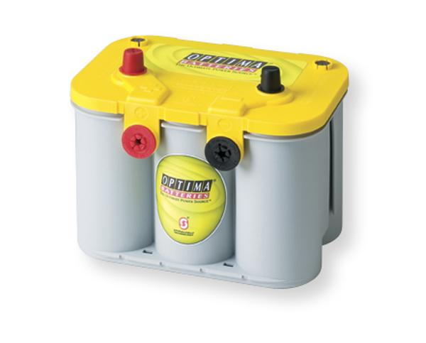 Optima Yellow Top Car Battery Review